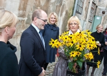 Õnnesoovid Eva Leemetilt Loov Eestist