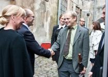 Õnnesoovid Mads Michael Hastrup Nilssonilt Taani saatkonnast Tallinnas