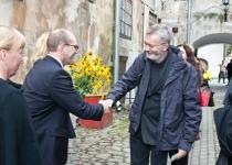 Õnnitleb Otto Lægaard Taani Thistedi omavalitsusest
