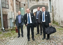 Saabuvad külalised Roheviku tulevikuenergia konverentsilt