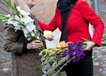 Eha Vain (vasakul) ja Helen Sildna