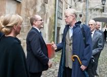 Õnnitleb Peep Pobbul Tallinna Keskkonnaametist