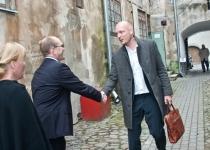 Õnnitleb Jakob Aahauge Põhjamaade Kultuuripunktist