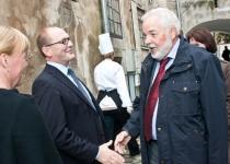 Õnnitleb Bo Lindroos Soome välisministeeriumist