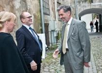 Õnnesoovid Jan-Erik Enestamilt, Põhjamaade Nõukogu peasekretärilt
