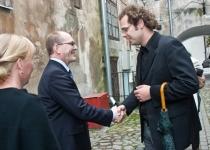 Õnnitleb arhitekt Tõnu Oppi