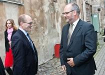 Õnnitleb Alar Karis, Tartu Ülikooli rektor