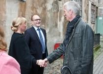 Õnnitleb Rein Oja Eesti Draamateatrist