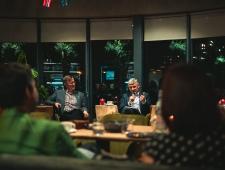 Café Norden: Kui elu on mõnus – vestlusõhtu Põhjamaade suursaadikutega