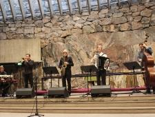 Eesti, Läti, Leedu x 100 Helsingis