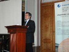 Professor Urmas Varblane, Eesti Teaduste Akadeemia humanitaar- ja sotsiaalteaduste osakonna juhataja