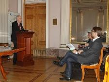 T.E Anders Ljunggren, Rootsi suursaadik Eestis