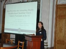 Eva-Maria Asari, Sisekaitseakadeemia Migratsiooniuuringute Keskuse projektijuht