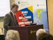 Ando Leppiman, EV Majandus- ja Kommunikatsiooniministeeriumi energeetika ja ehituse asekantsler