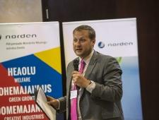 Timo Tatar, EV Majandus- ja Kommunikatsiooniministeeriumi energeetika osakonna juhataja