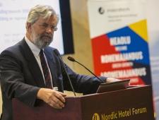 Hans Jørgen Paludan-Müller Koch, Põhjamaade Energiauuringute Keskuse tegevjuht