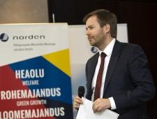 Rene Tammist, Eesti Taastuvenergia Koja juht