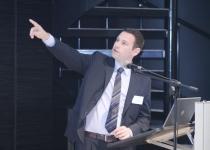 Tom Corrie, Euroopa Komisjon