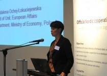 Magdalena Ochej-Lokuciejewska, Poola majandusministeerium