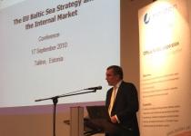 Juhan Parts, Eesti majandus- ja kommunikatsiooniminister