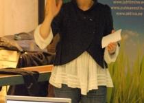 Fääri saarte tekstiilikunstnik Katrina I Geil Tallinnas