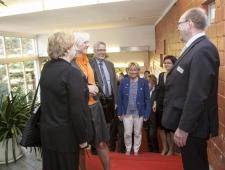 Vastuvõtt koos Põhjamaade Nõukogu, Balti Assamblee ja Beneluxi Parlamendi delegatsiooniga