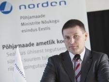 Hanno Pevkur, EV siseminister