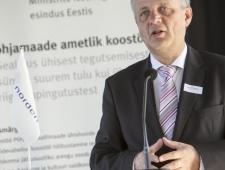 Dagfinn Høybråten, Põhjamaade Ministrite Nõukogu peasekretär