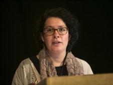 Veronika Kivisilla Eesti Kirjanike Liidust