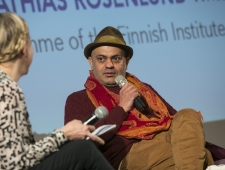 Hassan Blasim, kirjanik, Soome