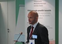 Ott Pärna, Eesti Arengufondi juhataja