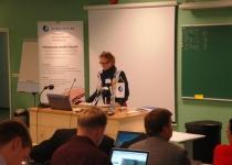 Mai-Liis Palginõmm, TÜ Narva Kolledži arendustegevuse peaspetsialist