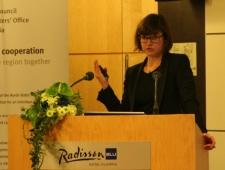 Maxi Nactigall, Läänemeremaade Nõukogu säästva arengu ekspertgrupi BALTIC 21 nõunik