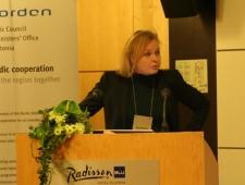 Stine Leth Rasmussen, Taani Energiaagentuuri kliima ja energia ökonoomika osakonna direktor