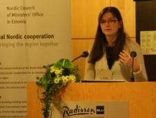 Ilze Pruse, Läti keskkonnaministeeriumi kliima- ja keskkonnapoliitika osakonna juhataja