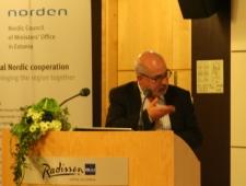 Jon Kahn, Rootsi keskkonnaministeeriumi kantsler