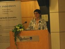 Kaja Peterson, Stockholmi Keskkonnainstituudi Tallinna Keskuse vanemekspert