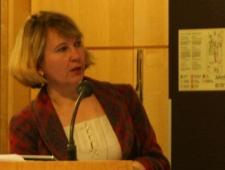 Stasile Znutiene, Leedu keskkonnaministeeriumi kliimamuutuste poliitika osakonna juhataja