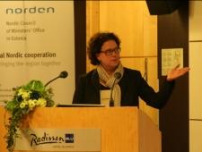 Merja Turunen, Soome keskkonnaministeeriumi keskkonnapoliitika vanemnõunik ja kliimamuutuste grupi juht