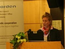 Erika Jorgensen, Maailmapanga majandusnõunik