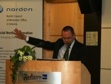 Simon Upton, OECD keskkonnadirektoraadi juht