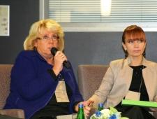 Rootsi keskkonnaminister Lena Ek ja Eesti keskkonnaminister Keit Pentus-Rosimannus