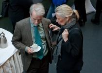 T.E. Hr Aleksi Härkönen, Soome suursaadik Eestis ja T.E. Pr Lise Kleven Grevstad, Norra suursaadik Eestis