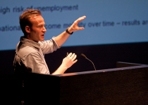 PhD Jon Horgen Friberg, Norra Töö- ja Sotsiaaluuringute Instituudi Fafo teadur