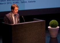 Andrius Tekorius, Leedu Vabariigi Sotsiaal- ja Tööministeeriumi võrdsete võimaluste osakonna peaspetsialist