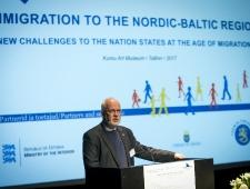 Konverentsi avasõnad Norra suursaadik Dagfinn Sørlilt