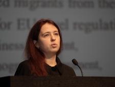 Eva-Maria Asari, projektijuht, Eesti Sisekaitseakadeemia Migratsiooniuuringute Keskus