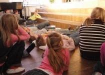 Soome laste- ja noorteteatri Taimine etendus