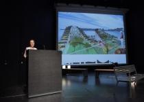 Ulla Kuitunen konverentsil