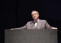 President Toomas Hendrik Ilves konverentsil